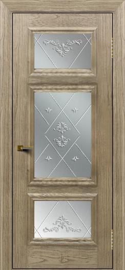 Двери ЛайнДор Афина тон 41 стекло Прима