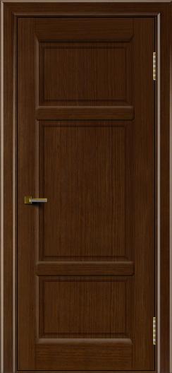 Двери ЛайнДор Афина 2 орех тон 2 глухая