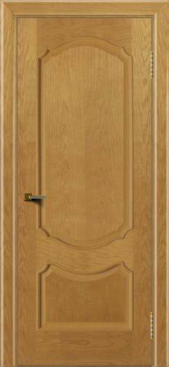 Двери ЛайнДор Богема ясень тон 24 глухая