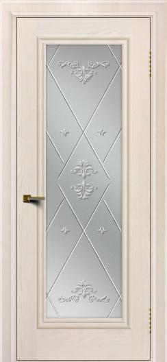 Двери ЛайнДор Валенсия тон 27 стекло Прима