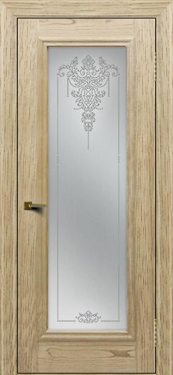 Двери ЛайнДор Валенсия тон 40 стекло Версаль