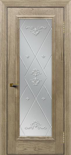 Двери ЛайнДор Валенсия тон 41 стекло Прима