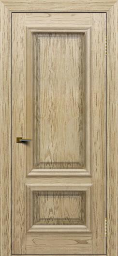 Двери ЛайнДор Виолетта тон 40 глухая