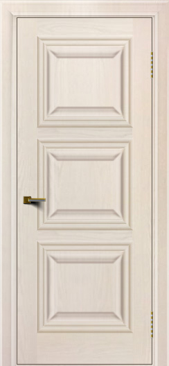 Двери ЛайнДор Грация жемчуг тон 27 глухая