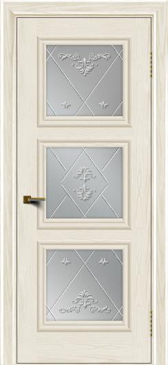 Двери ЛайнДор Грация тон 36 стекло Прима