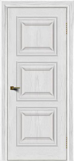 Двери ЛайнДор Грация тон 38 глухая