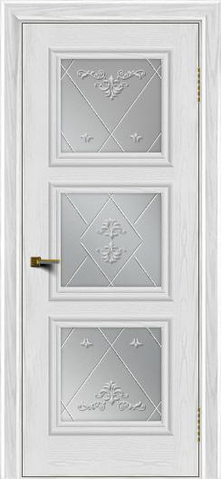 Двери ЛайнДор Грация тон 38 стекло Прима
