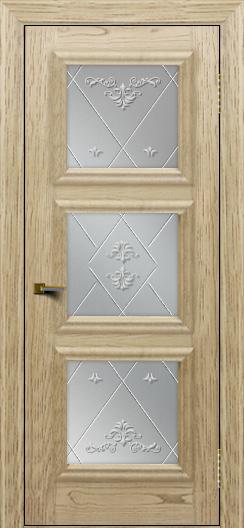 Двери ЛайнДор Грация тон 40 стекло Прима