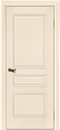 Двери ЛайнДор Калина беленый дуб тон 16 глухая