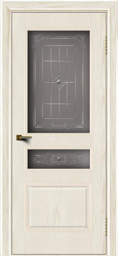 Двери ЛайнДор Калина тон 36 стекло Калина