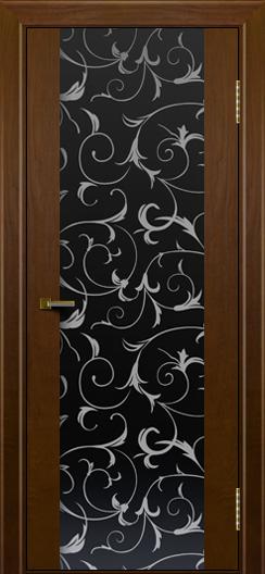 Двери ЛайнДор Камелия К тон 30 стекло Кружева