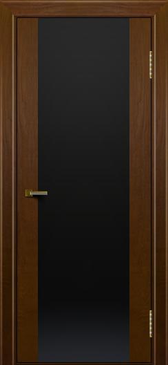 Двери ЛайнДор Камелия К тон 30 стекло Черное