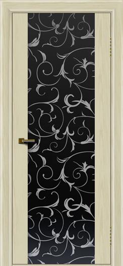 Двери ЛайнДор Камелия К тон 34 стекло Кружева