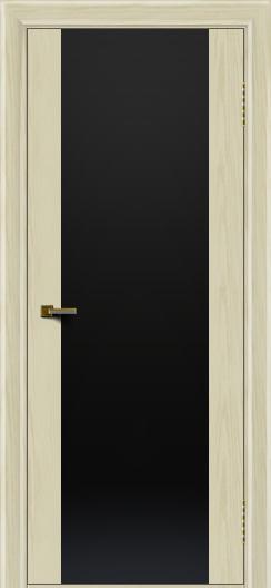 Двери ЛайнДор Камелия К тон 34 стекло Черное