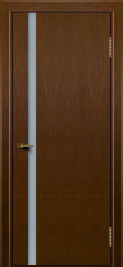 Двери ЛайнДор Камелия К1 тон 30 стекло Белое