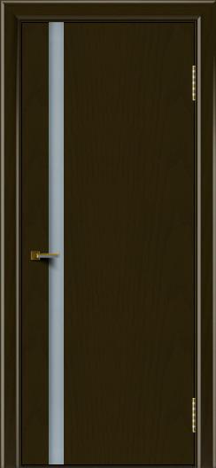 Двери ЛайнДор Камелия К1 тон 35 стекло Белое
