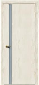 Двери ЛайнДор Камелия К1 тон 36 стекло Белое