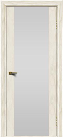 Двери ЛайнДор Камелия тон 36 стекло Белое