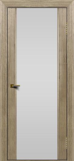 Двери ЛайнДор Камелия тон 41 стекло Белое