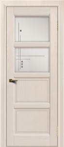 Двери ЛайнДор Классика 2 жемчуг тон 27 стекло Классика 2