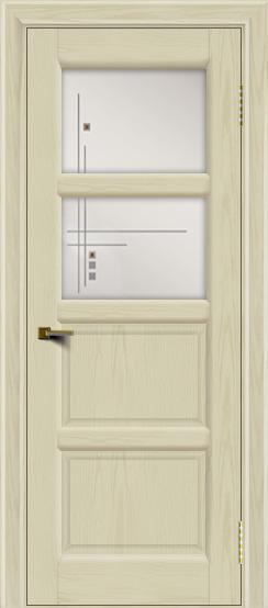 Двери ЛайнДор Классика 2 тон 34 стекло Классика 2