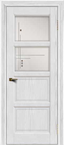 Двери ЛайнДор Классика 2 тон 38 стекло Классика 2