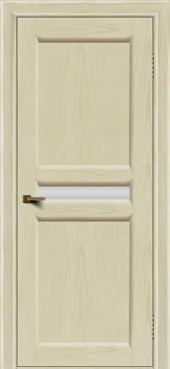 Двери ЛайнДор Кристина 2 тон 34 белое малое стекло