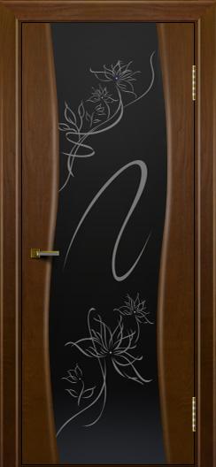 Двери ЛайнДор Лайма тон 30 стекло Камелия