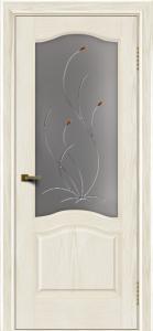 Двери ЛайнДор Пронто тон 36 стекло Ковыль