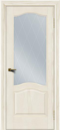 Двери ЛайнДор Пронто тон 36 стекло Лондон