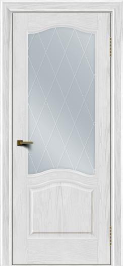 Двери ЛайнДор Пронто тон 38 стекло Лондон