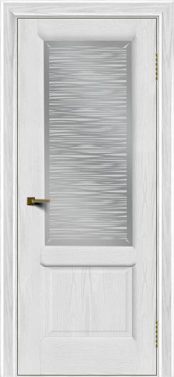 Двери ЛайнДор Эстела тон 38 стекло Волна