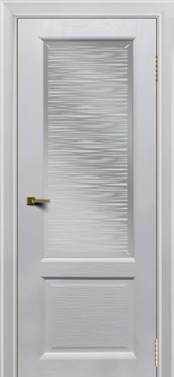 Двери ЛайнДор Эстела 3Д тон 38 стекло Волна
