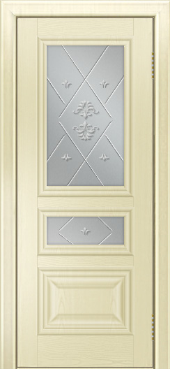 Двери ЛайнДор Агата тон 42 стекло Прима