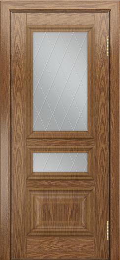 Двери ЛайнДор Агата тон 45 стекло Лондон