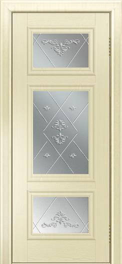 Двери ЛайнДор Афина тон 42 стекло Прима