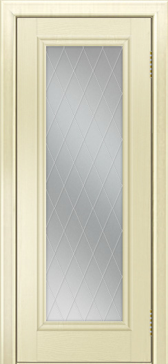 Двери ЛайнДор Валенсия тон 42 стекло Лондон