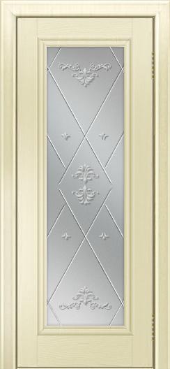 Двери ЛайнДор Валенсия тон 42 стекло Прима
