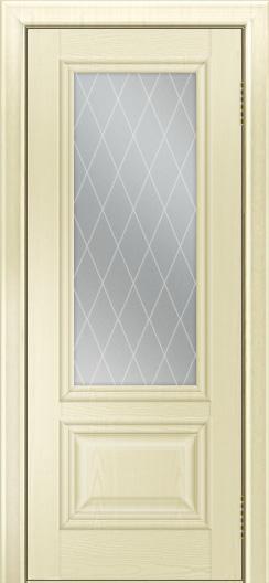 Двери ЛайнДор Виолетта тон 42 стекло Лондон