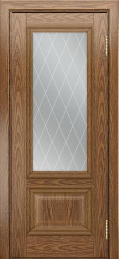 Двери ЛайнДор Виолетта тон 45 стекло Лондон
