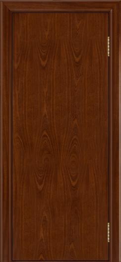 Двери ЛайнДор Ника 2 красное дерево тон 10