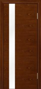Двери Лайндор Камелия К5 тон 10 стекло Белое