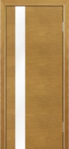 Двери Лайндор Камелия К5 тон 24 стекло Белое
