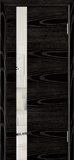 Двери Лайндор Камелия К5 тон 26 стекло Водопад