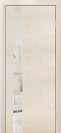 Двери Лайндор Камелия К5 тон 27 стекло Водопад