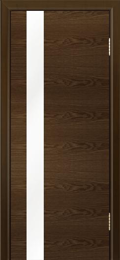 Двери Лайндор Камелия К5 тон 35 стекло Белое