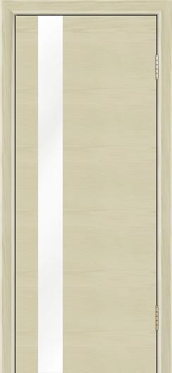 Двери Лайндор Камелия К5 тон 36 стекло Белое