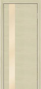 Двери Лайндор Камелия К5 тон 36 стекло Светло-бежевое
