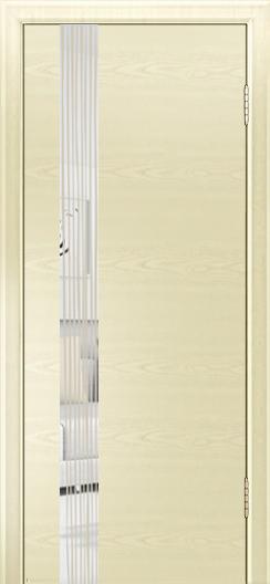 Двери Лайндор Камелия К5 тон 42 стекло Водопад
