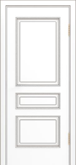 Двери Лайндор Калина П эмаль белая